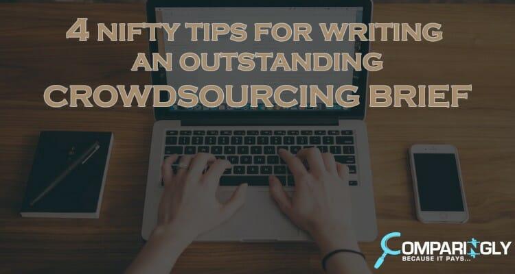 tips for writing a crowdsourcing brief tips comparingly