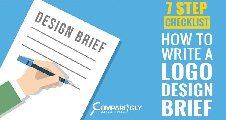 how to write a logo design brief template checklist comparingly
