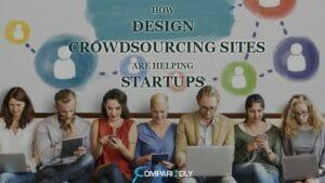 design crowdsourcing sites help startup comparingly
