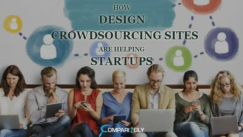 design crowdsourcing sites help startup comparingly