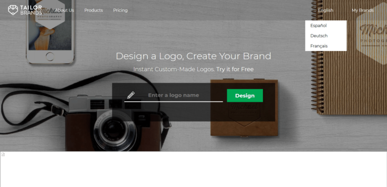 online logo creator online logo generator comparingly