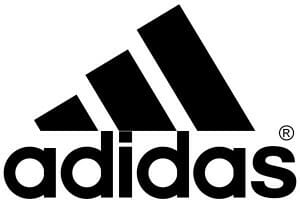 adidas logo famous logos hidden meanings brand stories