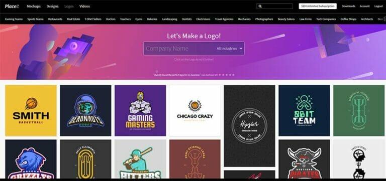 online logo generator online logo maker comparingly
