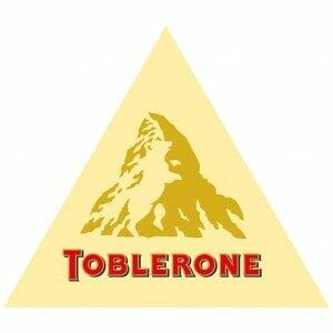 toblerone logo famous logos hidden meanings brand stories