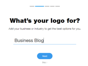 wix logo maker review free logo creator process 2