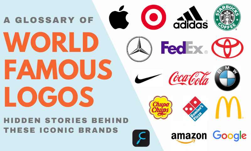 world famous logos hidden stories iconic company brands